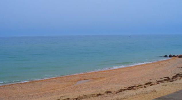 Веб-камера пляж Санаторію «Кирилівка»