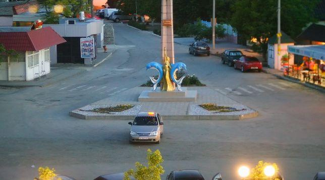 Веб-камера - пам'ятник 200 років Кирилівки
